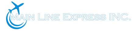 Logo, Main Line Express - Airport Transportation
